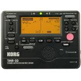 KORG Tuner/Metronome Recorder [TMR50BK] - Black - Tuner Portable